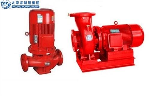 XBD-ISG/W系列消防泵