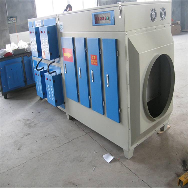 衡水光氧等离子净化一体机  造纸废气催化燃烧设备
