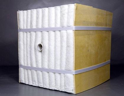 防火不燃建筑防火用高纯型硅酸铝保温棉