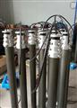 新款通信天线升降杆可移动铁箱升降避雷针 10米20米照明手动车载升降杆