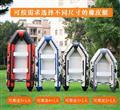 防汛救生艇_加厚充气船_抗洪用充气PVC橡皮艇生产厂家+吸水膨胀袋