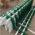 众赢护栏供应定制各种锌钢公路护栏 绿化草坪护栏