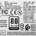 5K7J8 D500EPM-00 DPS-500AB-49A 500W 5080MT 7080M